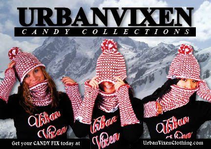 UrbanVixen Clothing – CandyCollections