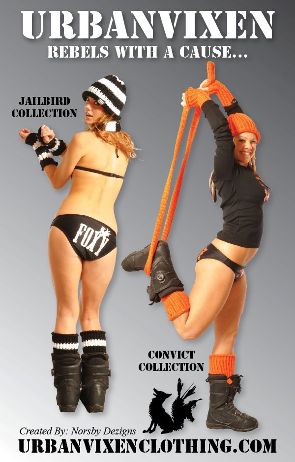 urbanvixen convict jailbird collection