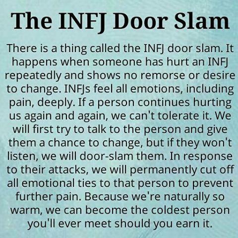 INFJ, Quote